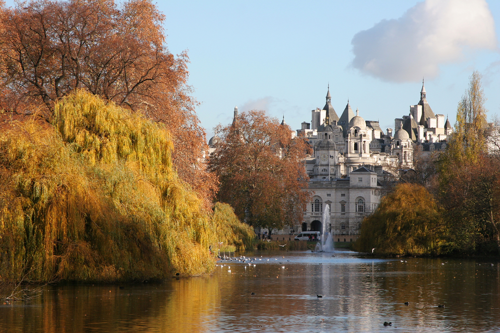 St James Park, London